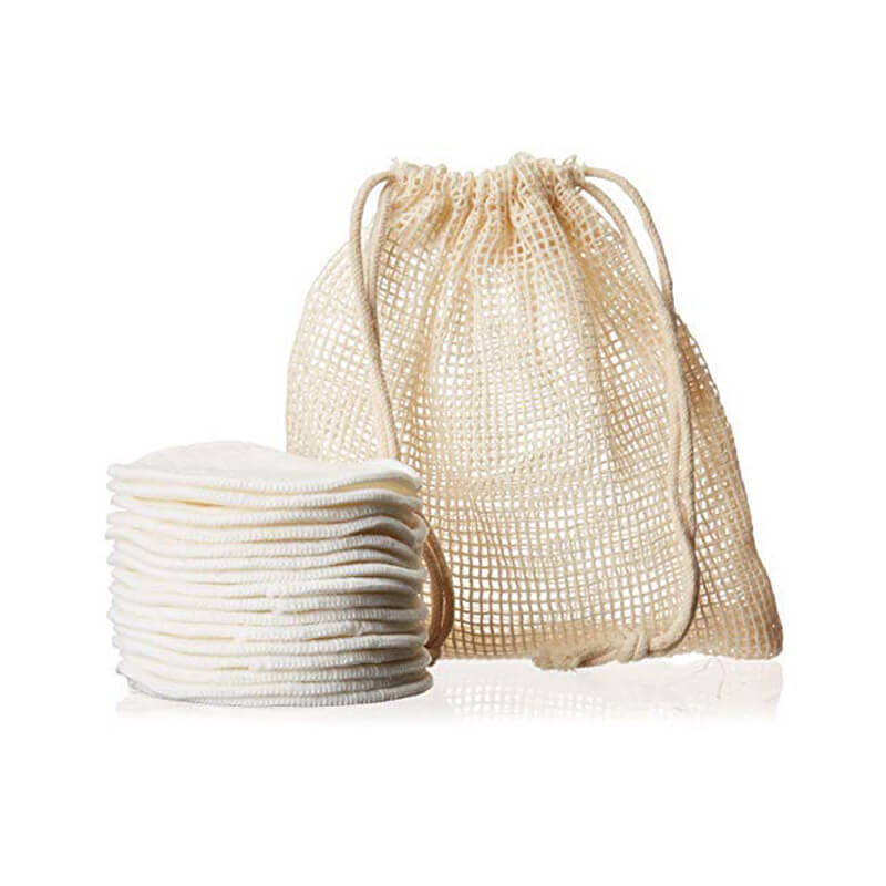 Whole Bamboo Makeup Remover Pads